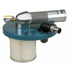 "Nortech Vacuum Products - Vacuum Generating Head 30 Gal Vac Generating Head W/2"" Vac Hose & Tools: 335-N301Bk - 30 gal vac generating head w/2"" vac hose & tools"