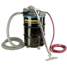 55 Gallon 15 HP Complete Wet / Dry Vacuum