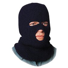 Balaclavas - balaclava-100% stretch nylon winter liner -fire