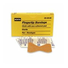 Free Cloth Adhesive Fingertip Bandage (10 Per Box)