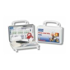Person Weatherproof Plastic Bulk First Aid Kit