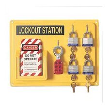 Complete Lockout Station Includes: -4 3D, -1 ELA290, (3)R60ML