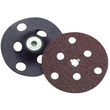 "AVOS Edger Speed-Lok Bear-Tex Discs - 4-1/2"" speed lok a/o coarse beartex disc"
