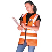 Occunomix - Surveyor'S Vest Occulux Surveyors Vest:Orange: 561-Lux-Ssfs-O2X - occulux surveyors vest:orange