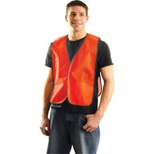 Occunomix - Economy Non-Ansi Vest R Occlx No Tape Mesh Vst:Orng: 561-Lux-Xntm-Or - r occlx no tape mesh vst:orng