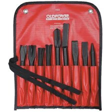 9 Pc. Pneumatic Tool Sets - 7322 9 pc pneu tool set