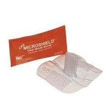 CPR Microshield™ Masks - cpr microshield in orange pouch 70-150