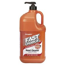 Permatex - Fast Orange Pumice Lotion Hand Cleaners Fast Orange Hand Cleanerpumice 1 Gallon Bottle: 230-25218 - fast orange hand cleanerpumice 1 gallon bottle