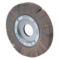 Arbor Hole Flap Wheels - 6x1 unmounted flap wheel1 a.h. al oxide 80 grit
