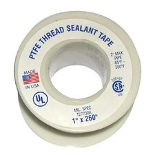 Thread Sealant Tapes - PTFE thread sealant tape