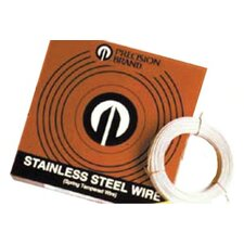 Stainless Steel Wires - 1lb.  .020 ss wire937' per lb