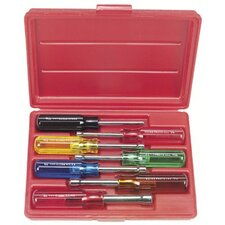 7 Pc. Hollow Shaft Nut Driver Sets - set nut driver 7 pc holl
