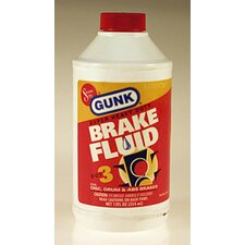 Gallon Super Heavy Duty Dot 3 Brake Fluid