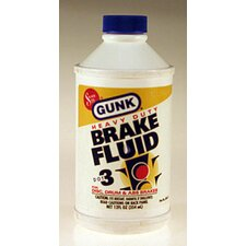 Heavy Duty Dot 3 Brake Fluid
