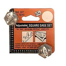 """Adjustable"" Stair Gauge Set 9249"