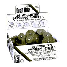 36 Pc Grinding Wheels 36GWE