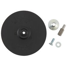 "Rubber Backing Pad 5"" 16986"