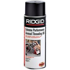 Thread Cutting Oils - 16 oz. ridgid aerosol threading oil