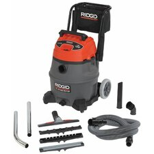 2-Stage Wet/Dry Vacuums  2-Stage 16 Gallon