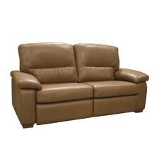 Midland Condo Leather Reclining Sofa