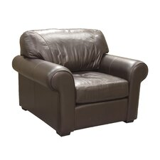 Dakota Leather Arm Chair