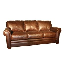<strong>Coja</strong> Hamilton Leather Sofa