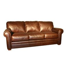 Hamilton Leather Living Room Collection