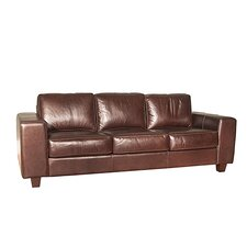 Sarina Leather Sofa