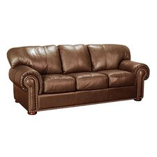 Classique Leather Living Room Collection