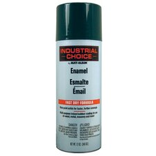 Rust-Oleum - Industrial Choice 1600 System Enamel Aerosols 830 Hunter Green Ind. Choice Paint 12Oz. Fill Wt: 647-1638830 - 830 hunter green ind. choice paint 12oz. fill wt