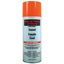 <strong>Rust-Oleum</strong> Rust-Oleum - Industrial Choice 1600 System Enamel Aerosols 830 Fluorescent Orange Paint 12Oz. Fill Wt.: 647-1654830 - 830 fluorescent orange paint 12oz. fill wt.