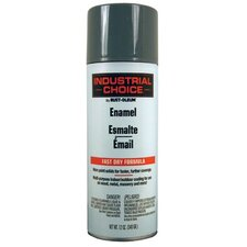 Rust-Oleum - Industrial Choice 1600 System Enamel Aerosols 830 Universal Gray Ind.Choice Paint 12Oz. F. Wt: 647-1686830 - 830 universal gray ind.choice paint 12oz. f. wt