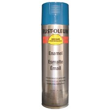 Rust-Oleum - High Performance V2100 System Enamel Aerosols 838 Deep Blue Finish: 647-V2125838 - 838 deep blue finish