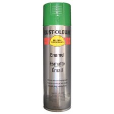 <strong>Rust-Oleum</strong> Rust-Oleum - High Performance V2100 System Enamel Aerosols 838 Bright Green Finish: 647-V2134838 - 838 bright green finish