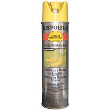 Rust-Oleum - High Performance V2300 System Inverted Marking Paints 838 15-Oz High Viz. Yellow Marking Pai: 647-V2344838 - 838 15-oz high viz. yellow marking pai