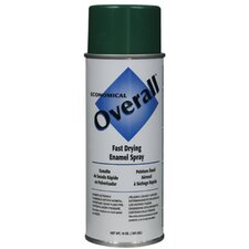 Rust-Oleum - Overall Economical Fast Drying Enamal Aerosols 830 10-Oz Gloss Green Overall Industrial: 647-V2410830 - 830 10-oz gloss green overall industrial