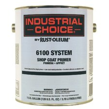 6100 System 1 Gallon Gray Industrial Choice Shop Coat Primer