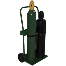 "800 Series Carts - cart with sc-7 wheel 20""cylinder capacity"