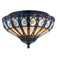 Ava Semi Flush Mount