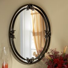 "Duchess 30"" H x 24"" W Wall Mirror"