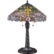 "Tiffany 22.5"" H Table Lamp"