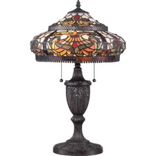"Tiffany 21.5"" H Table Lamp"