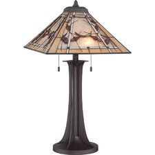 "Tiffany 25.5"" H Monteclaire Table Lamp"