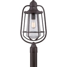 Marine 1 Light Outdoor Post Lantern