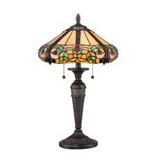 "Tiffany 24.5"" H Table Lamp"