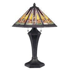 "Tiffany 22"" H Table Lamp"