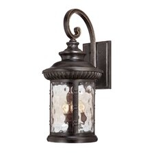 Chimera 3 Light Outdoor Wall Lantern