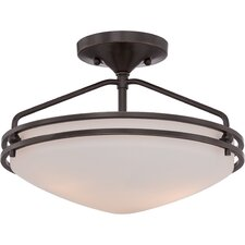 Ozark Medium Semi Flush Mount