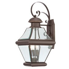 Rutledge Outdoor Wall Lantern