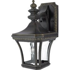 Devon 1 Light Outdoor Wall Lantern